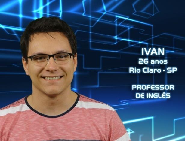 Ivan Marcondes Antonio BBB13 – Fotos, facebook, Twitter de Ivan Marcondes Antonio Participante do BBB13