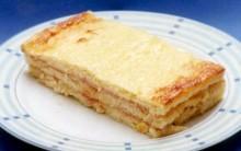 Receita Fácil de Preparar; Sanduíche de Forno de Presunto e Queijo