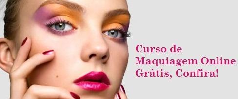 Cursos de Maquiagem Online Gratuitos – Informações