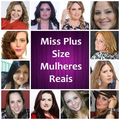 Concurso Miss Plus Size SC  2013 – Como se Inscrever e Participar