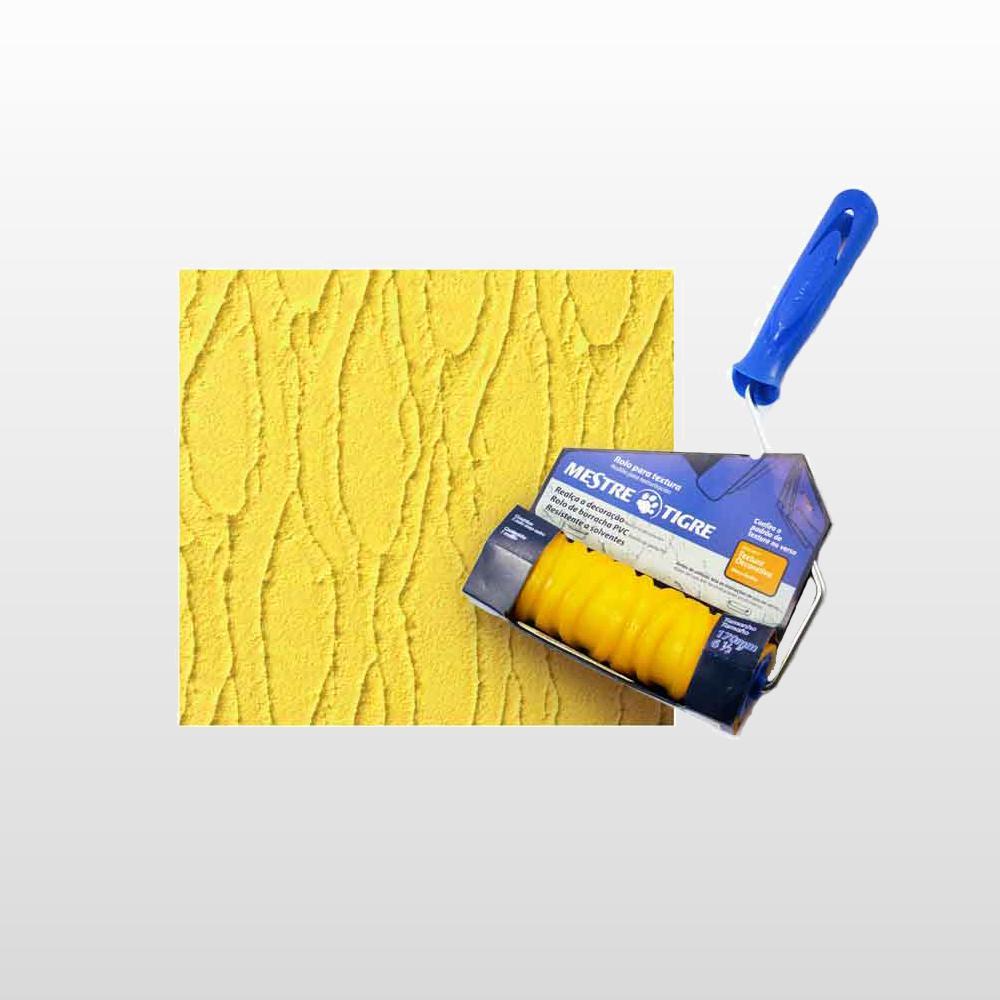 Como Pintar a Parede com o Rolo Texturizado – Passo a Passo e Onde Comprar