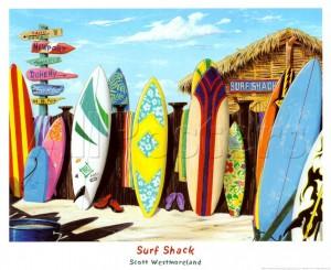 Viagens-surf
