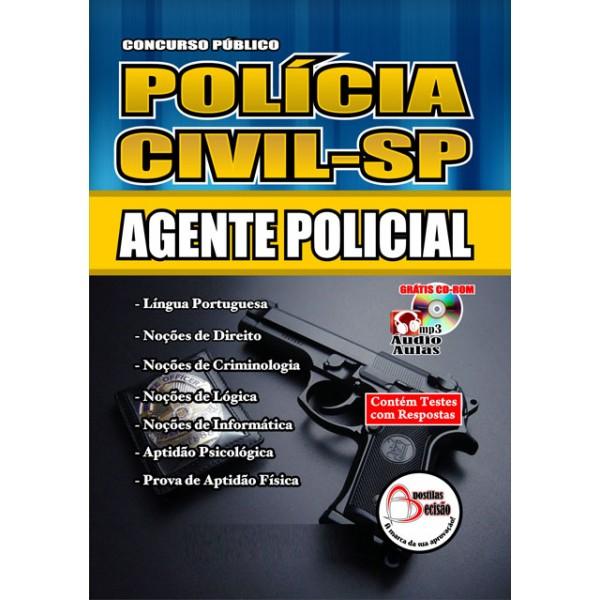 apostila-concurso-agente-policial-2013-policia-civil-sp-sao-paulo-concurso-2013