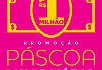 Promoção Páscoa da Amizade Milionária na Cacau Show 2013  – Como se Inscrever e Participar