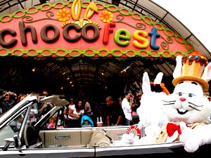 Chocofest 2011_Parada do Conde Guloseima. Foto Cleiton Thiele/SerraPress
