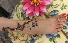 Tatuagem de Henna Colorida – Onde Fazer, Quanto Custa, Modelos e Tendências