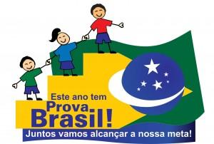 logo prova brasil