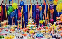 Decoração Festa Aniversário Infantil tema Circo 2013 – Fotos, Dicas e Tendências