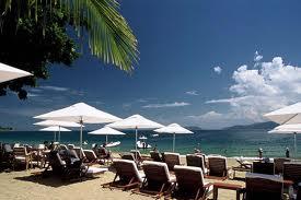 praia ilha bela