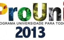 Segunda Chamada para Bolsas de Estudos na Prouni 2013 – Como se Inscrever, Ver Calendário Prouni