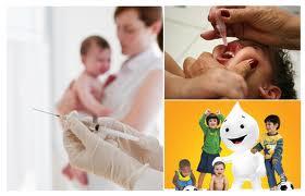 vacinaçao em crianças