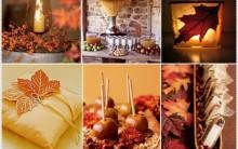 Tendências de Cores para Decorar Casamento de Outono 2013 – Dicas