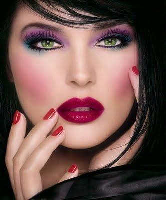 Maquiagens e Esmaltes Para o Inverno 2013