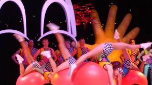 Acrobatas Circo Tihany 2
