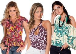Camisas Estampadas Moda 2013 – Fotos Modelos e Tendências
