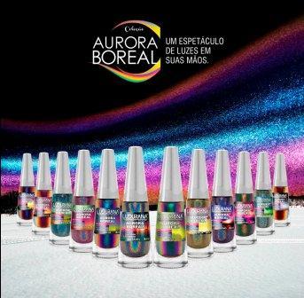 Nova Linha de Esmaltes Aurora Boreal – Qual o Preço e Onde Comprar