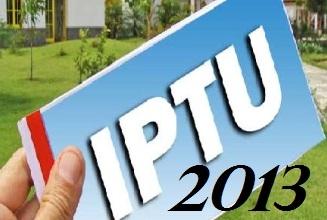 IPTU SP  2013 – Como Emitir a Segunda Via do Boleto Online