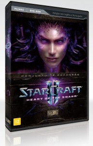 Jogo-Starcraft-Ii-Heart-Of-The-Swarm-Pc-E-Mac-Em-Portugus