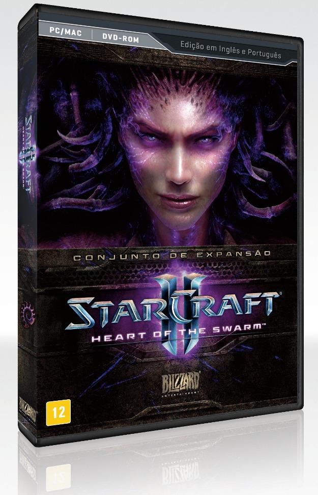 Expansão do Jogo StarCraft 2 – Preço, Onde Compra, Informações