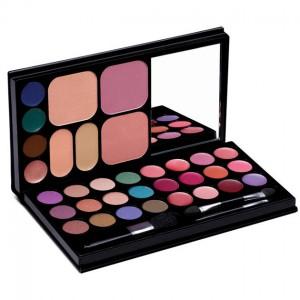 Make B. Black Crystal Collection Palette de Maquiagem