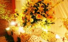 Decoração De Casamento Com Rosas Amarelas – Fotos E Dicas
