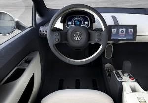 Die neue Volkswagen Studie up!