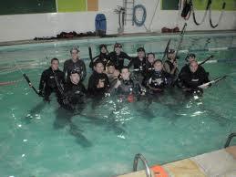 aulas de mergulho na rimak