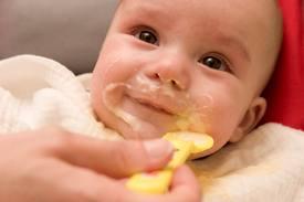 Bebês – Quando é Hora de Dar Alimentos Sólidos