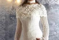 Blusas de Crochê – Modelos