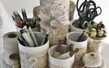 Decorações Feitas Com Reciclagem – Dicas e Fotos