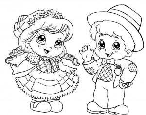 desenhos-para-pintar-festa-junina