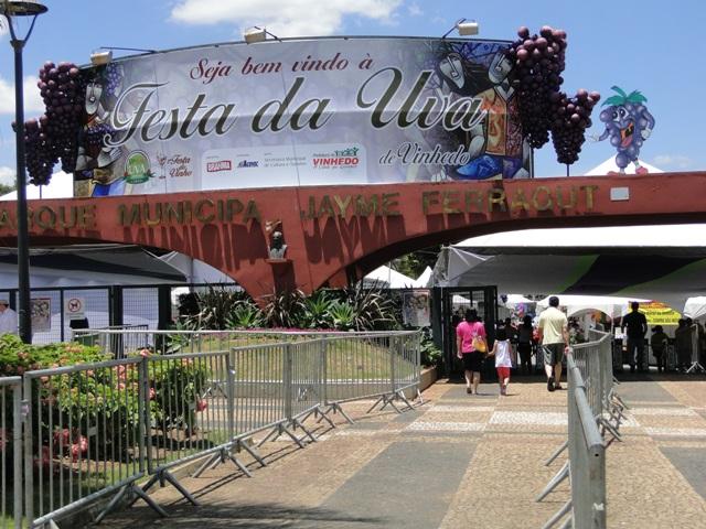 46ª Festival  da Uva em Louveira 2013 – Datas, Programação e Atrações