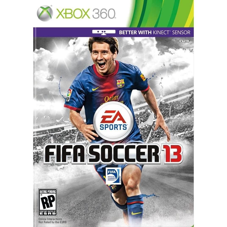Games da FIFA 2013 para Xbox – Onde comprar, Qual o Preço