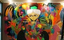 Criatividade de Grafite – Modelos Artísticos