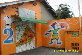 grafites pizza