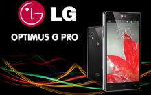 Lançamento Novo Celular LG Optimus G Pro 2013 – Preço, Fotos, Vídeos, Funções