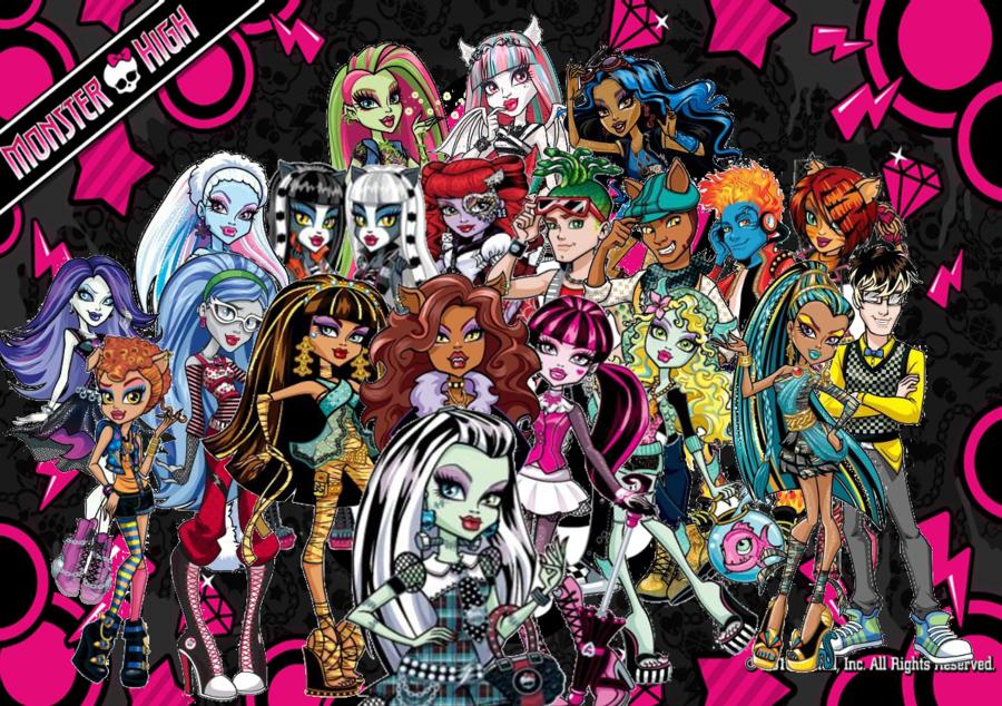 Decoração Festa De Aniversário Infantil Tema Monster High – Fotos