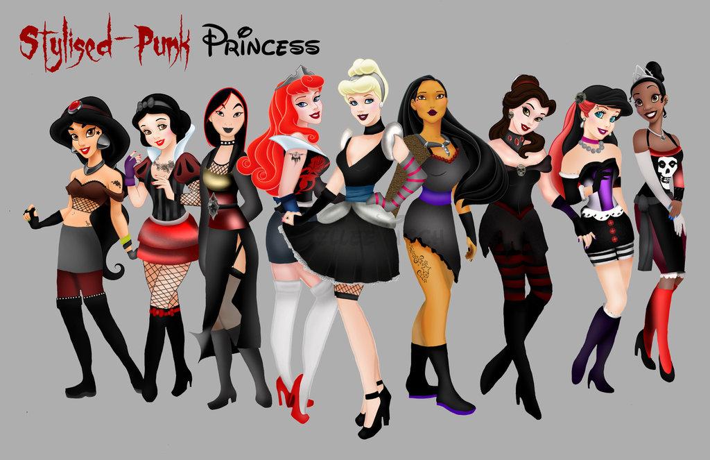 Princesas Malvadas da Disney – Ver Fotos