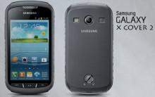 Lançamento Samsung Galaxy Xcover 2 à Prova D'água – Fotos, Vídeos, Preço, Onde Comprar