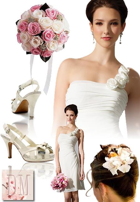 Vestidos de Noivas Para Casamento no Civil Tendências 2013 – Fotos Modelos e Dicas