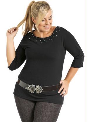 Blusas Plus Size Tendências – Onde Comprar, Preço E Modelos