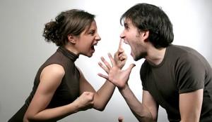 Brigas no casamento