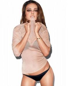 02º Mila Kunis