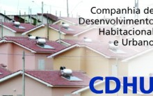 CDHU 2013/2014 – Como Fazer Inscrições Para o Sorteio