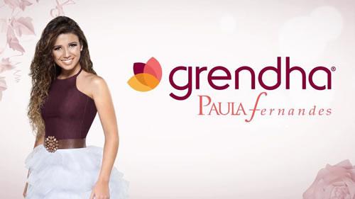 Coleção Paula Fernandes Grendha 2013