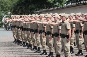 Concurso Soldados da Polícia Militar de SC 2013 – Vagas, Remuneração (1)