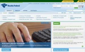 Declaracao do Imposto sobre a Renda - IRPF 2013