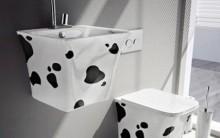 Decoração Divertida para Banheiros –Fotos, Modelos e Tendências