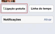 Aplicativo Que Faz Ligação Gratuita do Facebook – Informações