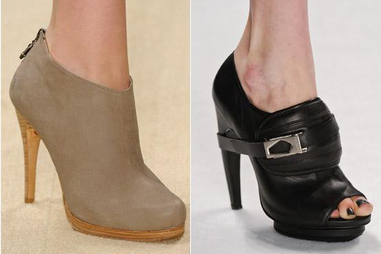 Tendências de Sapatos para o Inverno 2013 – Dicas, Informações (2)